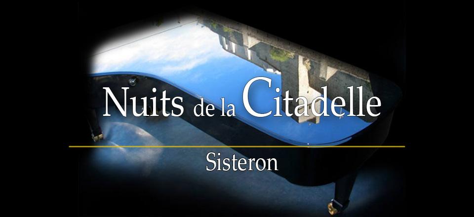 Les Nuits de la Citadelle à Sisteron