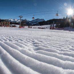 Station de ski de Pra Loup ©AD04/Manu Molle