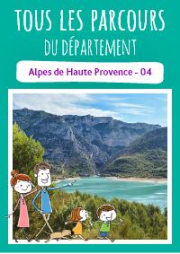 Randoland Alpes de Haute Provence, des randonnées en famille