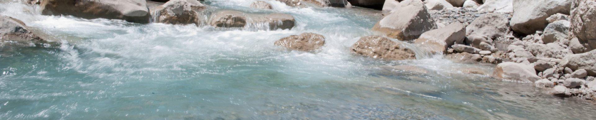 rivière Le Bès ©Mir
