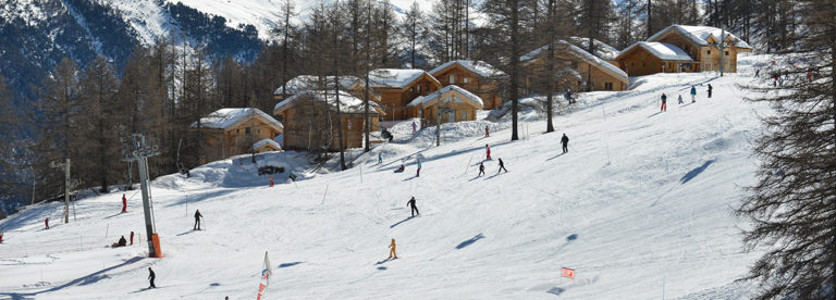 Station de ski de Sainte-Anne ©AD04/Manu Molle