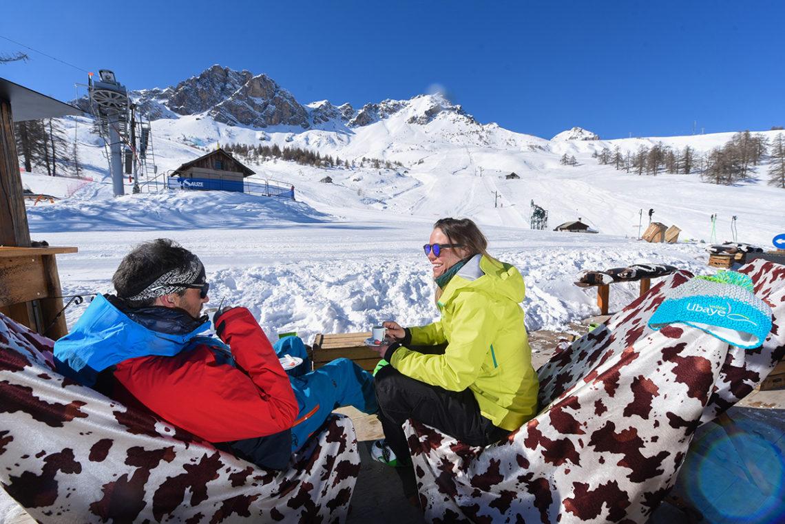 Station de ski Le Sauze ©AD04/Manu Molle
