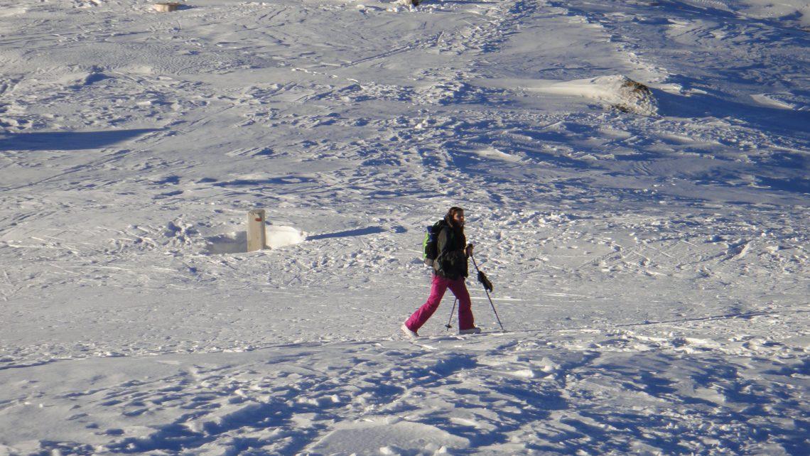 raquettes, ski de rando
