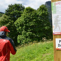 Stations de trail Haute-Provence Digne-les-Bains ©OT