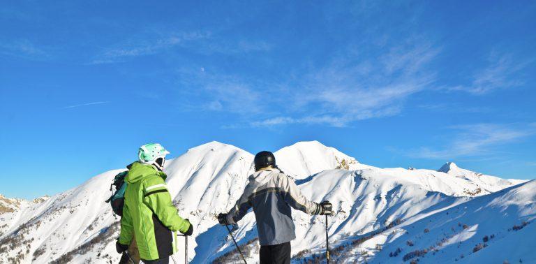 station de ski Val d'Allos - La Foux