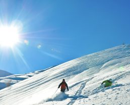 station de ski Val d'Allos Seignus
