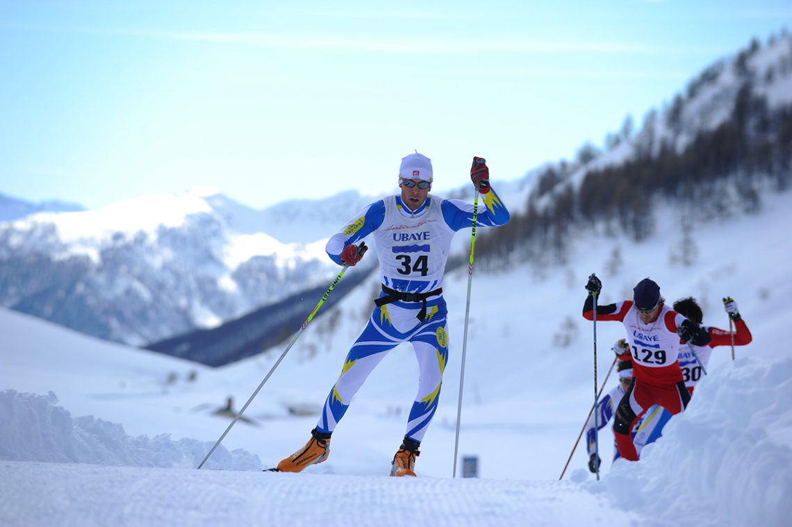 Val d'Oronaye ski de fond ©AD04/Manu Molle