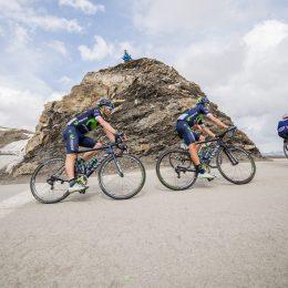 cyclistes ©Théo Giacometti