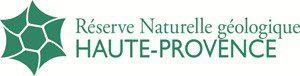 Logo de la Réserve Naturelle Nationale Géologique de Haute-Provence