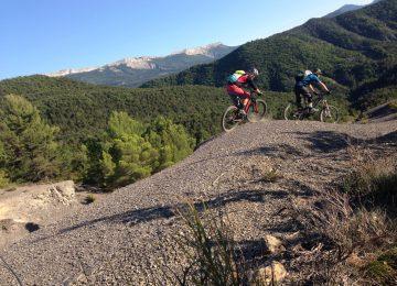 VTT Alpes Provence
