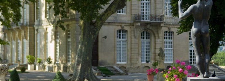 Château de Sauvan à Mane
