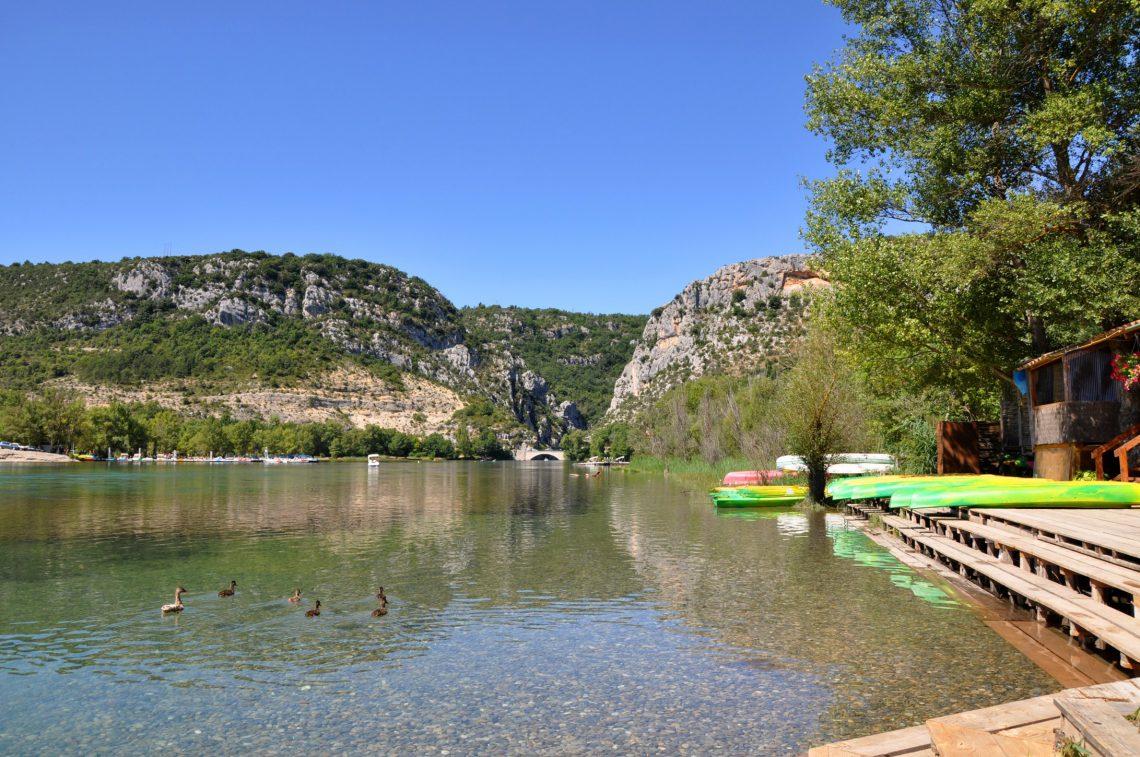 lac de Quinson