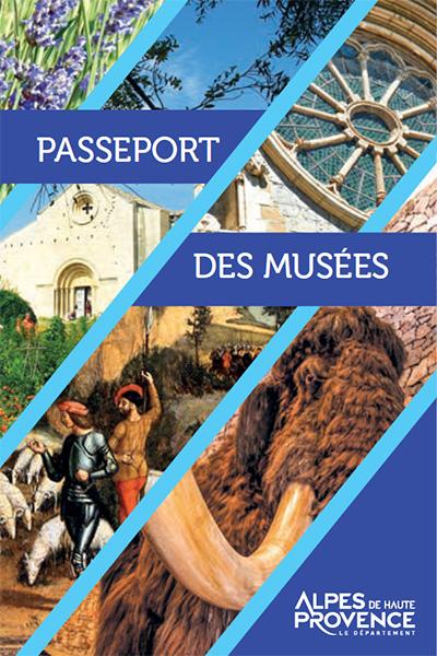 Passeport des musées des Alpes de Haute Provence 2020
