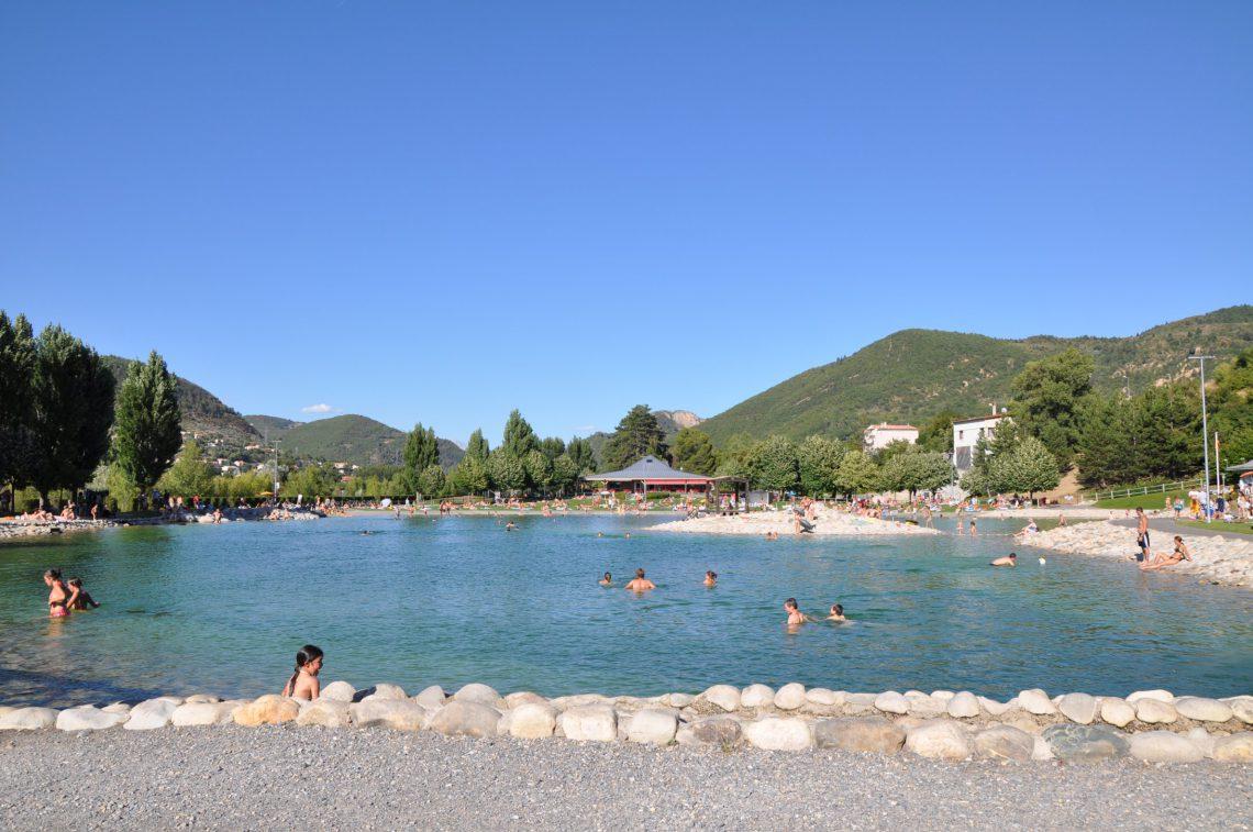Plan d 39 eau et piscines alpes de haute provence tourisme - Office du tourisme alpes de haute provence ...
