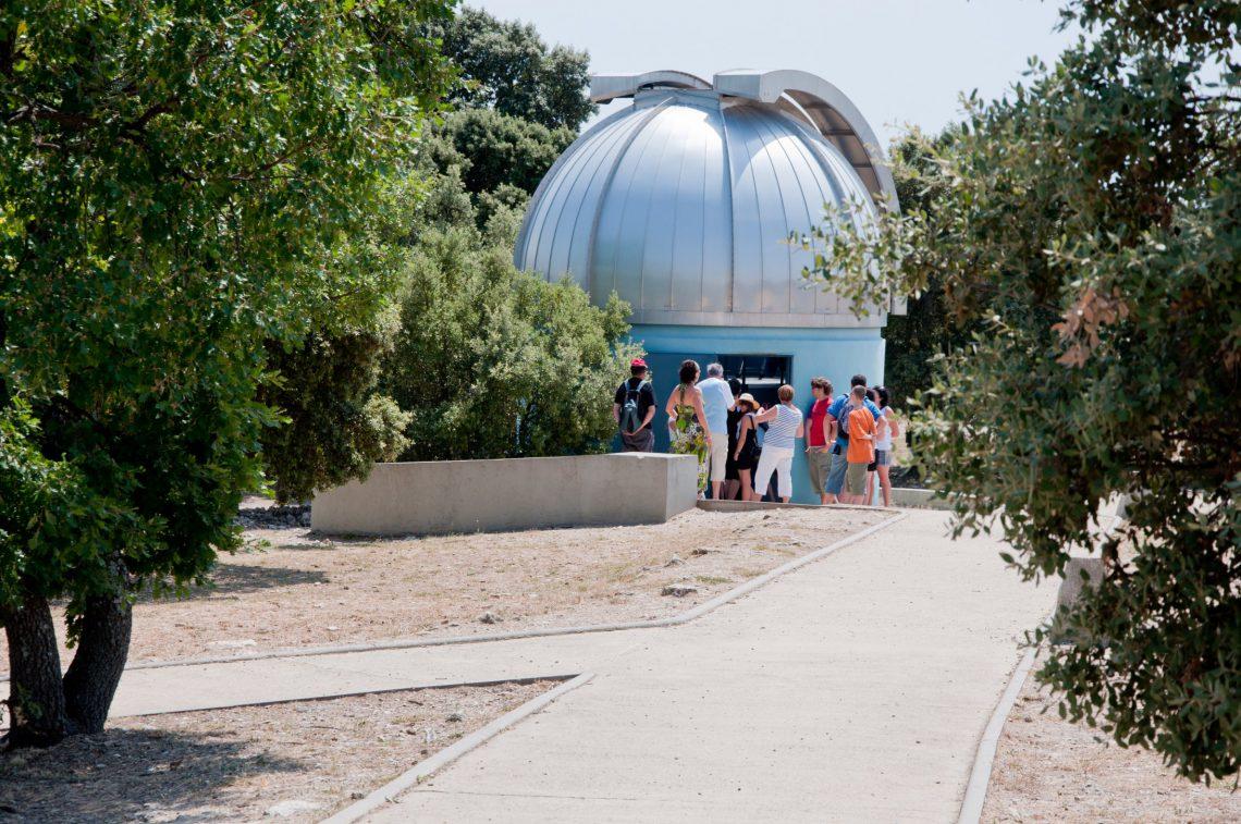 Centre d'astronomie de Saint Michel l'Observatoire, ©Mir