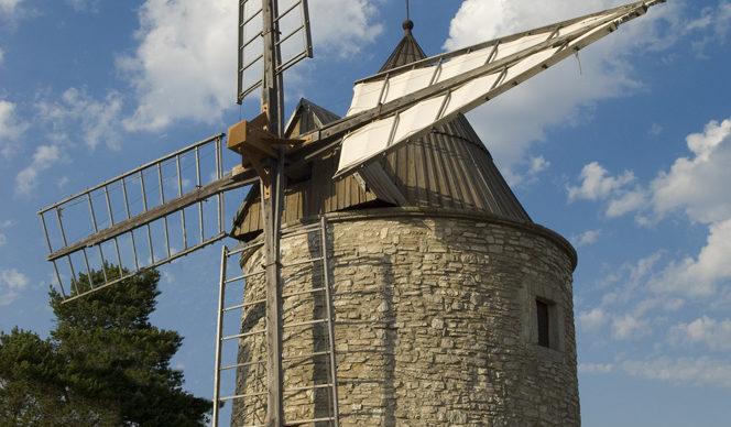 moulin de Montfuron