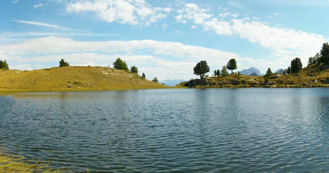 Lac noir lacs du col bas AD/PT