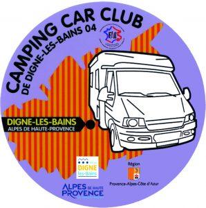 Camping-Car Club Digne-les-Bains 04