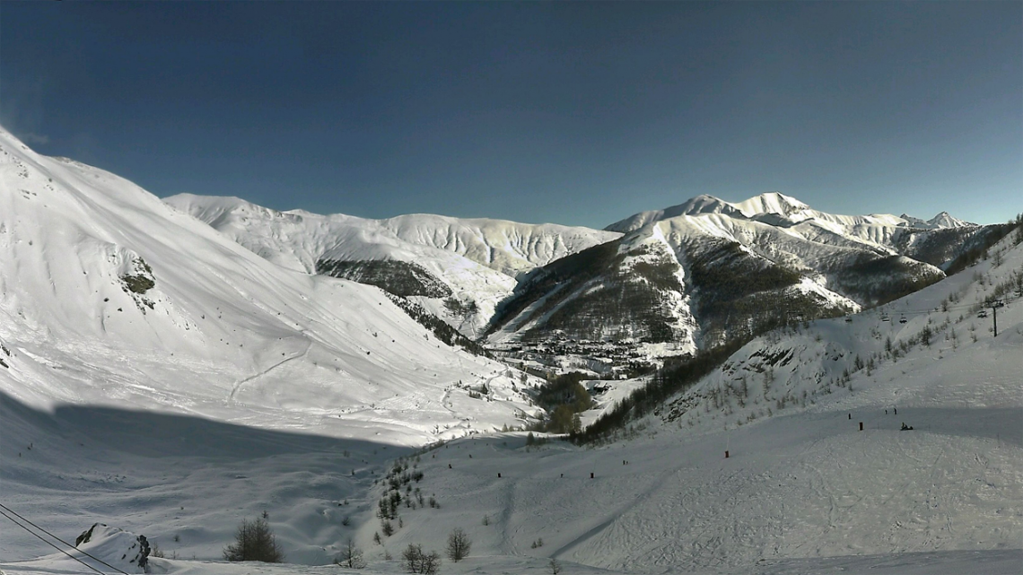 Webcam Station de ski de Val d'Allos La Foux