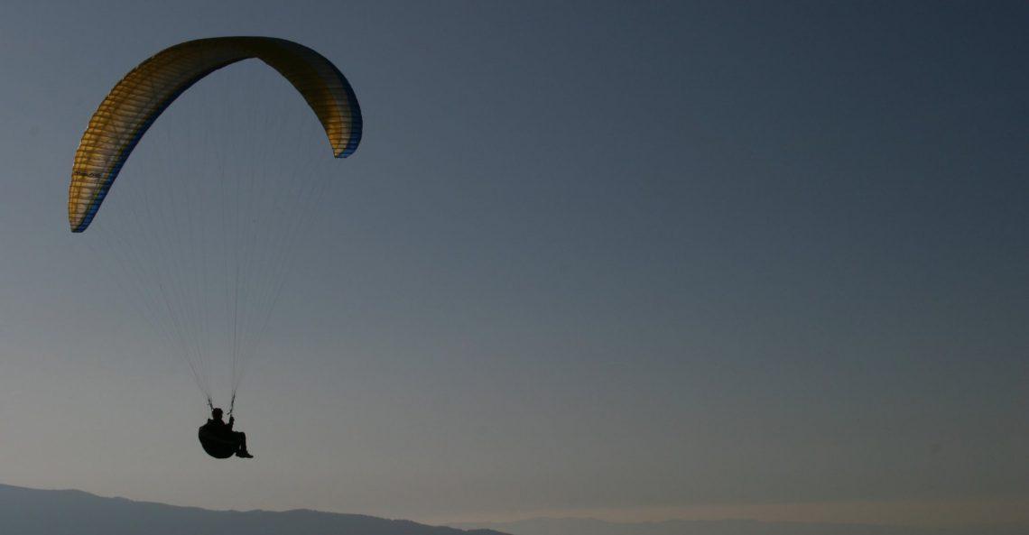 Parapente - Alpes de Haute-Provence Tourisme 04