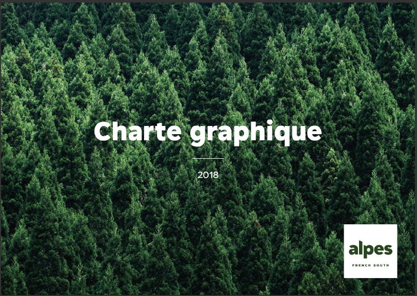 Charte graphique d'utilisation de la Marque Alpes
