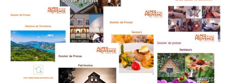 Dossier de Presse Alpes de Haute-Provence