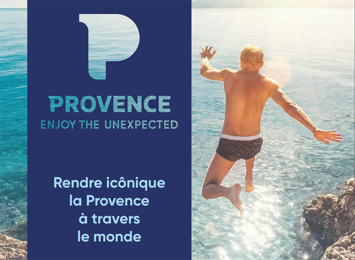 Dossier de presse de la marque Provence