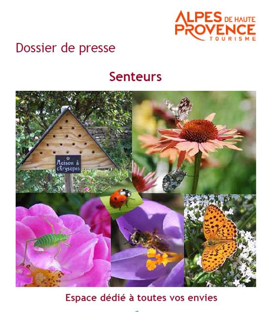 Dossier de Presse Les senteurs des Alpes de Haute-Provence