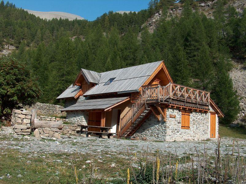 Maison forestière ONF de la Fruchière Colmars-les-Alpes