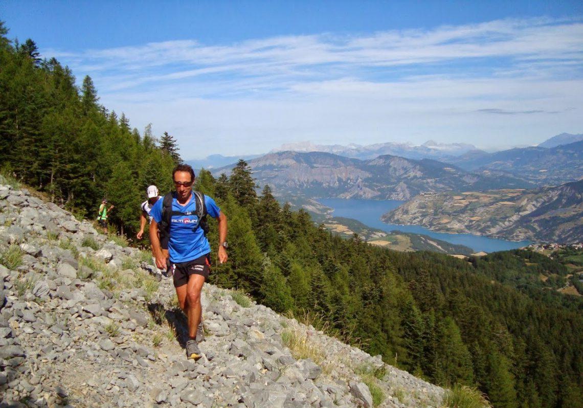 Trail de Dormillouse le 12 août 2018 à Montclar