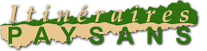 logo itinéraires paysans