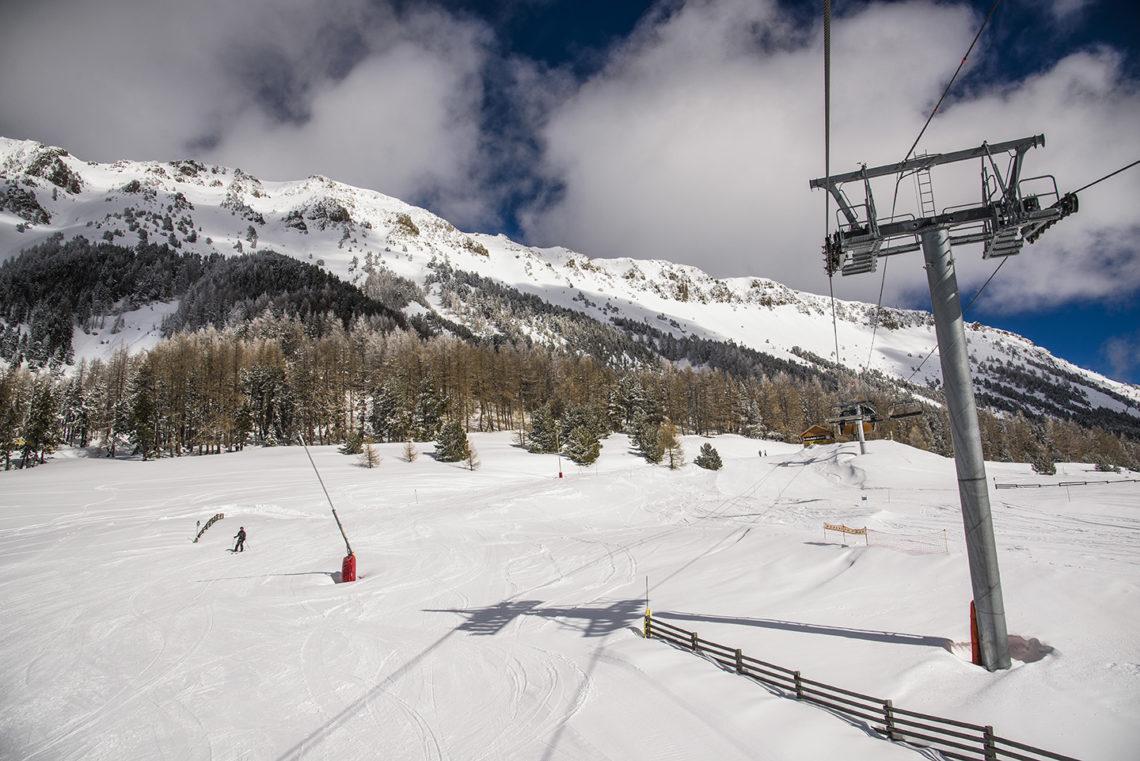 Station de ski Montclar ©AD04/Manu Molle