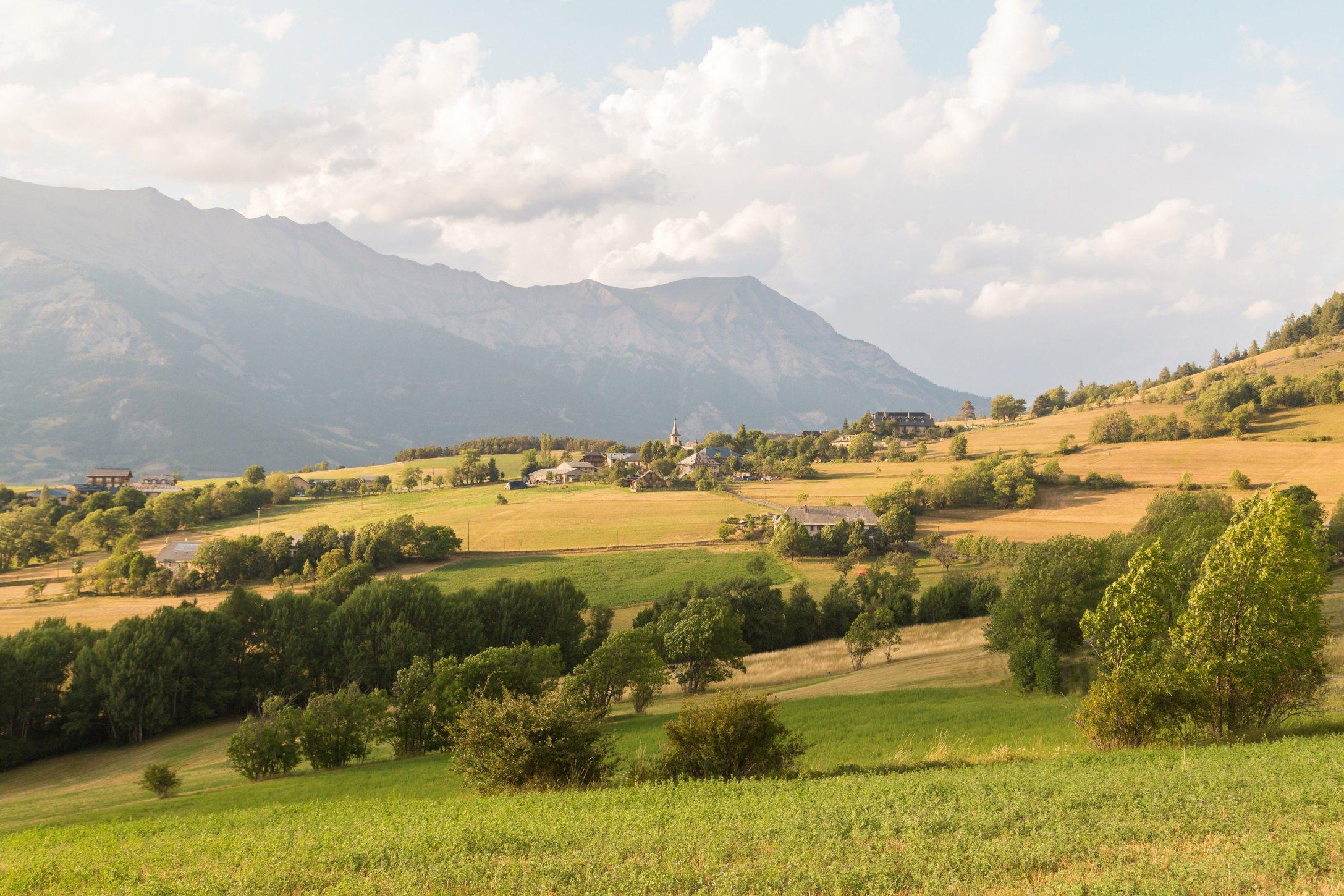 Itin raires trail alpes de haute provence tourisme - Barcelonnette office tourisme ...