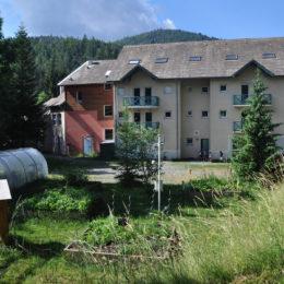 Hébergements collectifs Fontaine de l'Ours Auzet