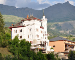 Résidences Château des Magnans à Jausiers