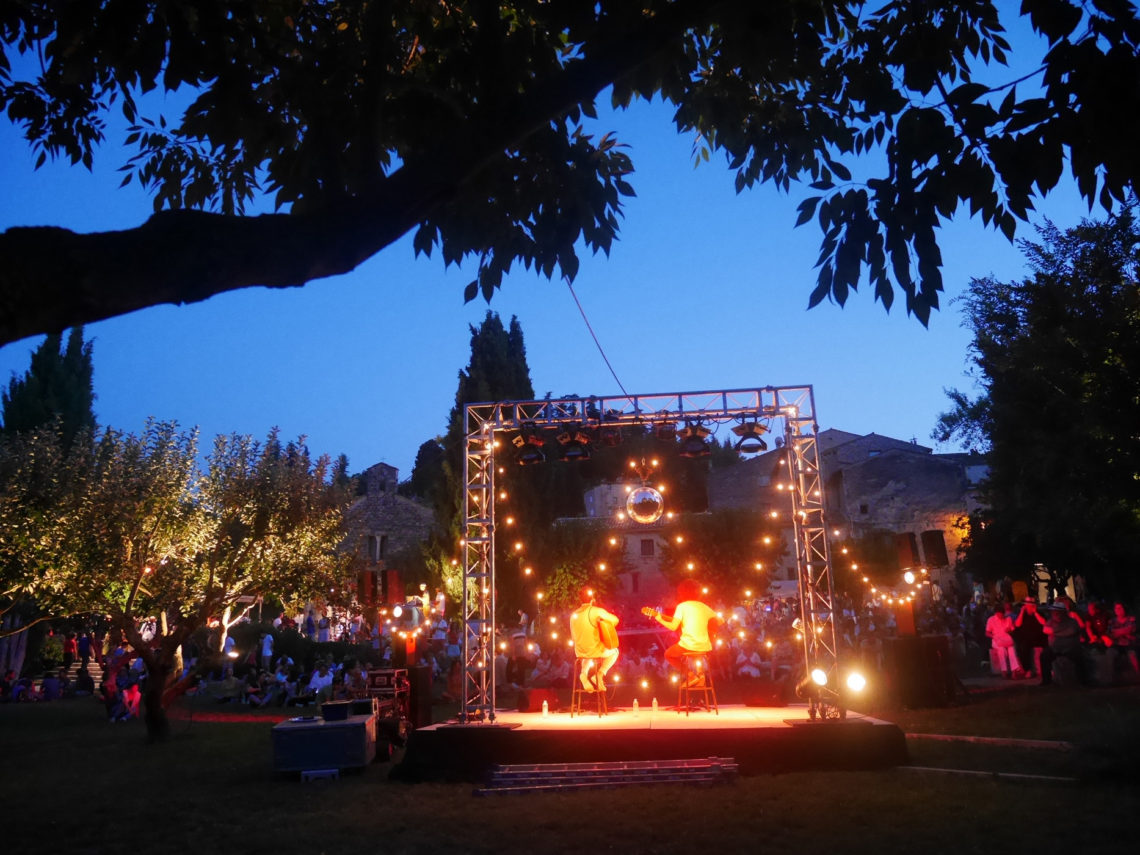 Cooksound Festival Forcalquier ©AD/GBe
