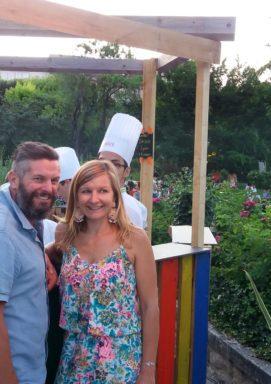 Frédéric et Emilie de Lille et Forcalquier au Cooksound Festival