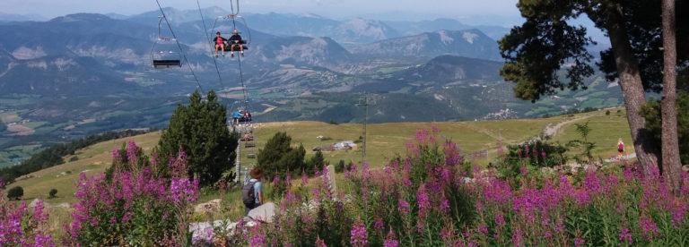 Journée en alpage à Montclar