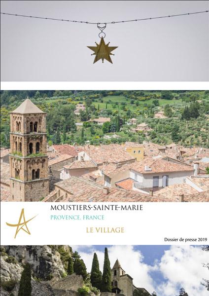 Dossier de presse - Moustiers-Sainte-Marie
