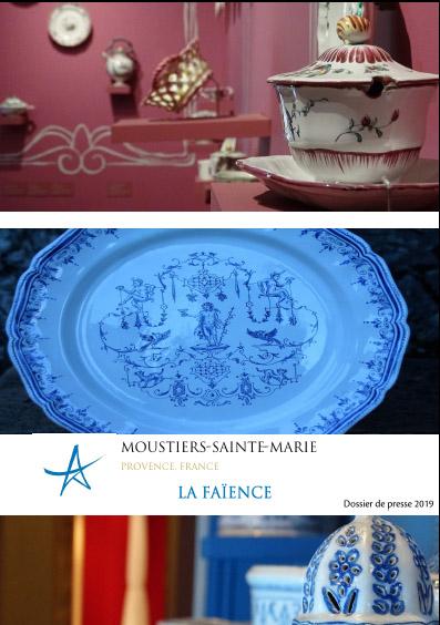 Dossier de presse - Faïences de Moustiers-Sainte-Marie