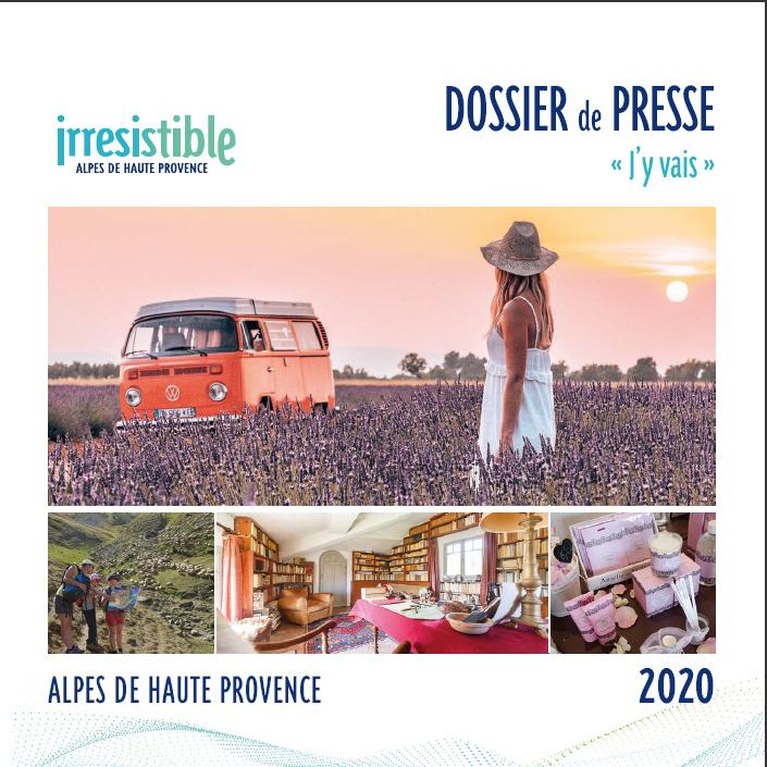 Dossier de presse Irresistible Alpes de Haute Provence