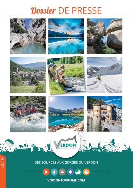 Dossier de presse - Verdon Tourisme