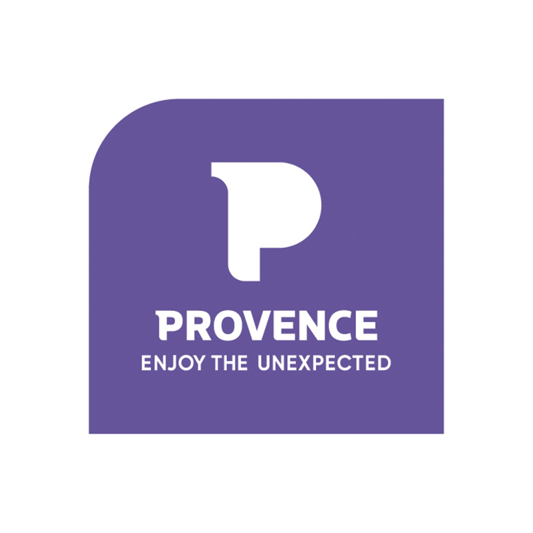 Logo Marque Provence Enjoy the unexpected #morethanprovence