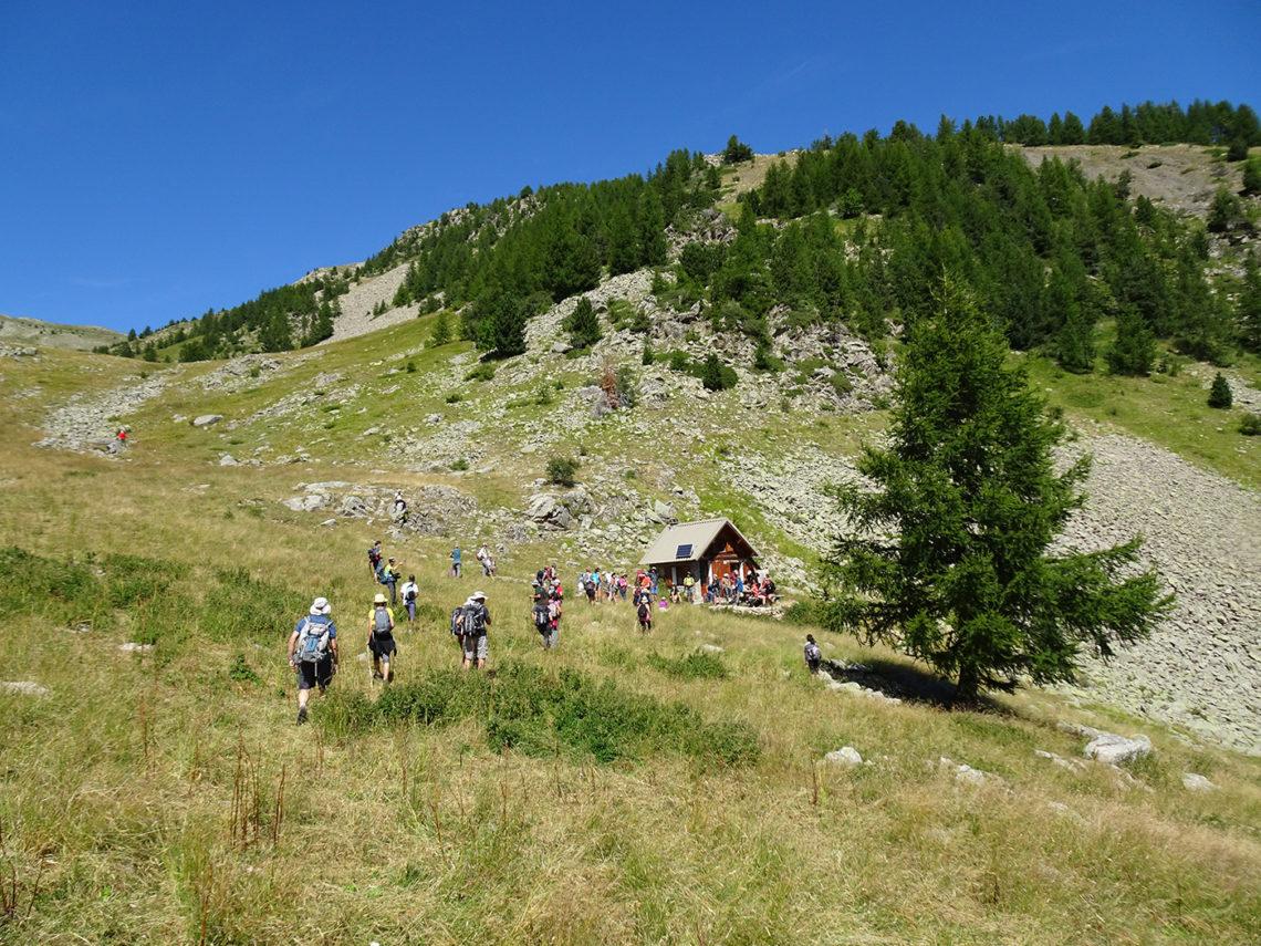Amountagna cabane Chabaud