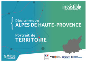 portrait de territoire des Alpes de Haute Provence