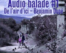 Echappée sonore Audio balade à Lurs