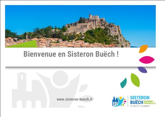 Dossier de presse - Office de Tourisme Sisteron-Buëch