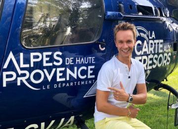 La Carte aux Trésors dans les Alpes de Haute Provence