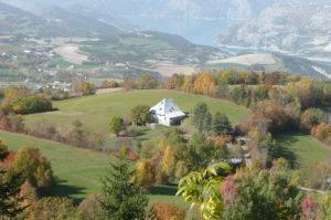 Gîtes du bout du monde ©Gîtes de France Alpes de Haute Provence
