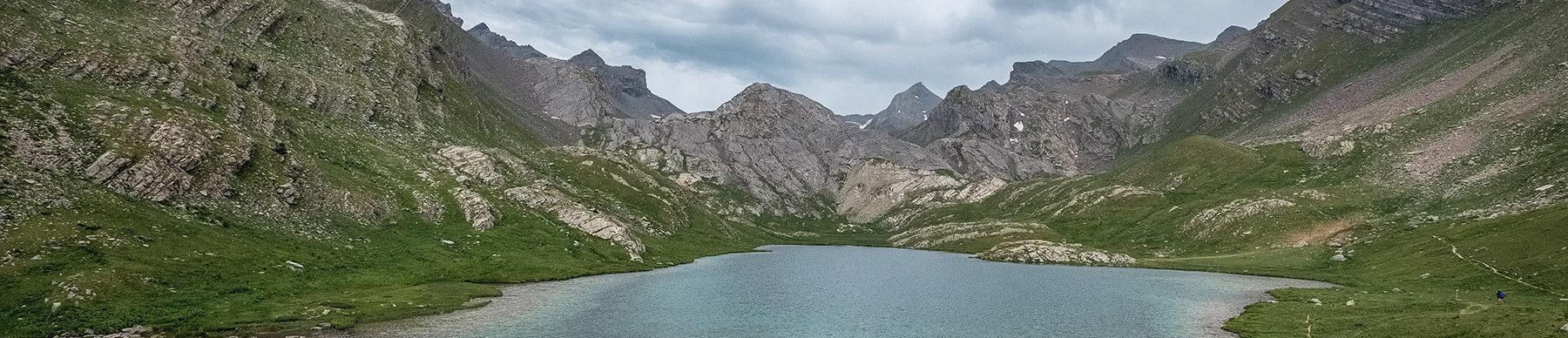 Lac du Lauzanier ©AD04-Teddy Verneuil